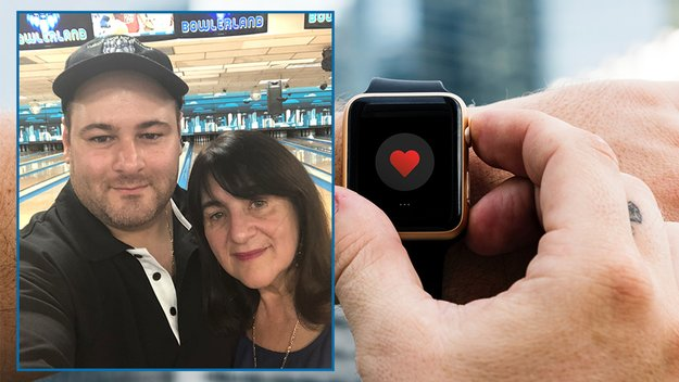 Apple Watch: Warnungen der Smartwatch retten zwei Leben