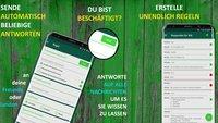 AutoResponder für WhatsApp