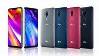 LG G7 ThinQ vorgestellt: Das kann der gläserne Galaxy-S9-Herausforderer