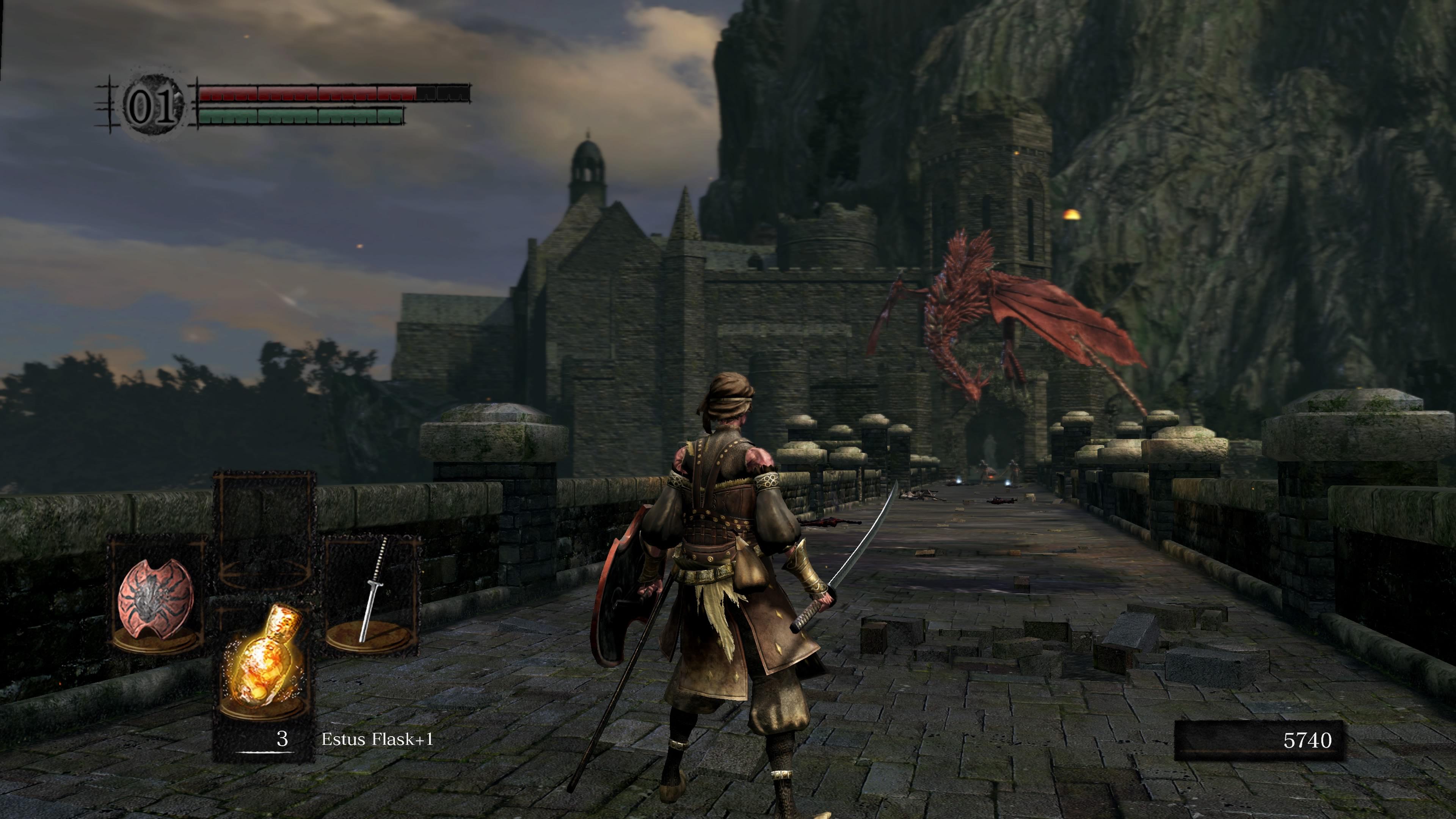 Dark Souls Waffen