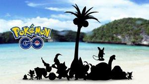Pokémon GO: Schon bald mit Alola-Formen