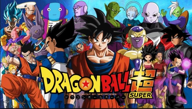 Dragon Ball Super Online Schauen