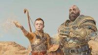 God of War: Atreus war ursprünglich nicht als biologischer Sohn von Kratos geplant