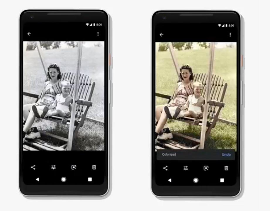 Neues Google Fotos: Bildbearbeitung auf Smartphones wird ...