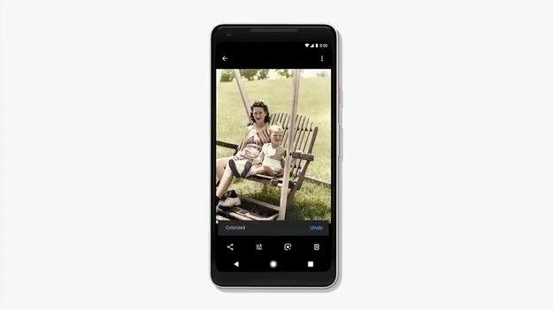 Neues Google Fotos: Bildbearbeitung auf Smartphones wird revolutioniert