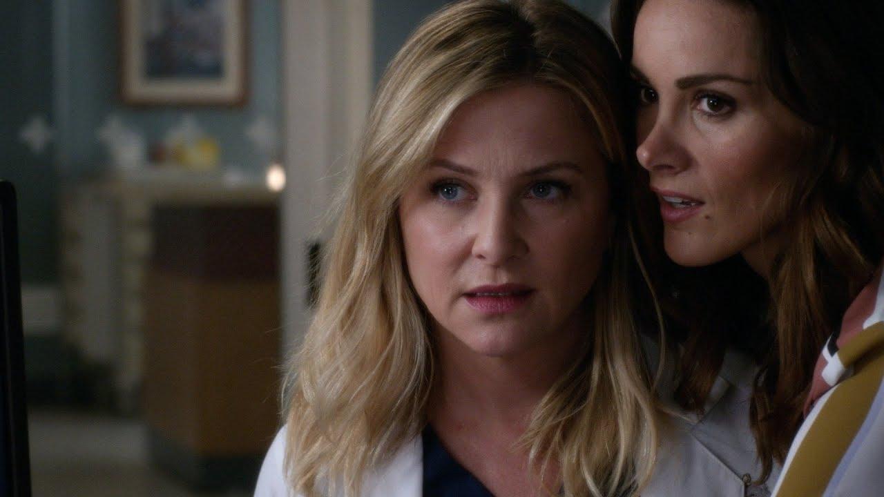 Grey\'s Anatomy Staffel 15: Tschüs April & Arizona, Hallo Feuerwehr ...