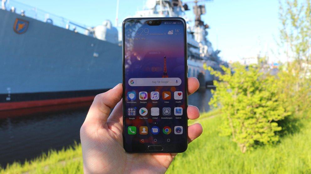 Huawei P20 Im Preisverfall Mediamarkt Und Saturn Bieten Handy Noch