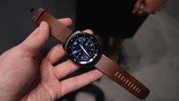 LG Watch Timepiece: Neue Hybrid-Smartwatch soll 100 Tage halten