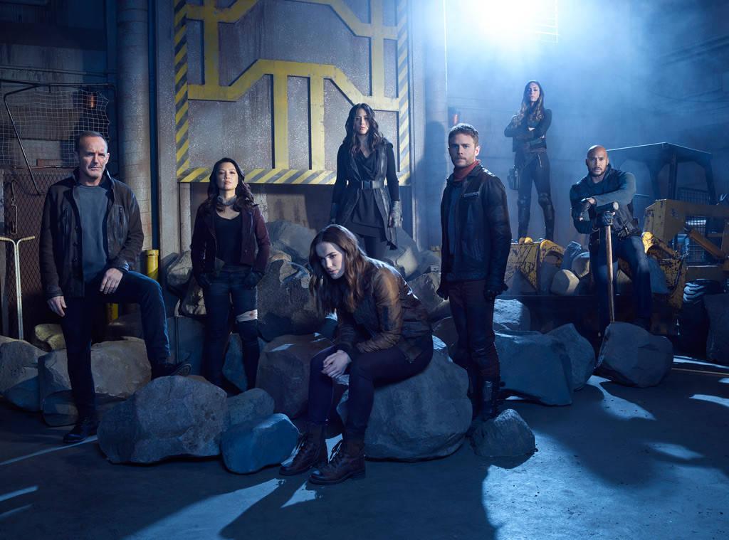 Agents Of Shield Staffel 5 Deutsch Amazon