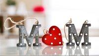 10 Geschenkideen zum Muttertag – von albern bis zeitlos
