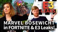 Die News der Woche: Ärger über Fortnite, zahlreiche geleakte Spiele und mehr