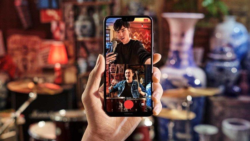 Nokia X6 Deutschland