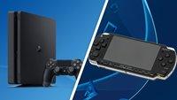 Sony versteckt versehentlich Emulator im eigenem PS4-Spiel
