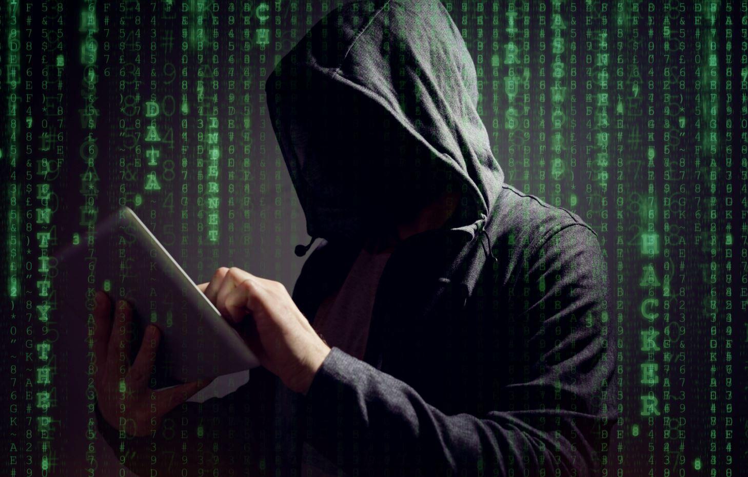 Hacker Anruf
