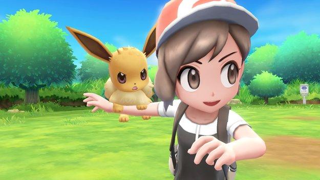 Pokémon – Let's Go im Test: Auf zu neuen alten Abenteuern