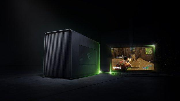 Razer Core X: Externe Grafikpower, jetzt auch für den Mac