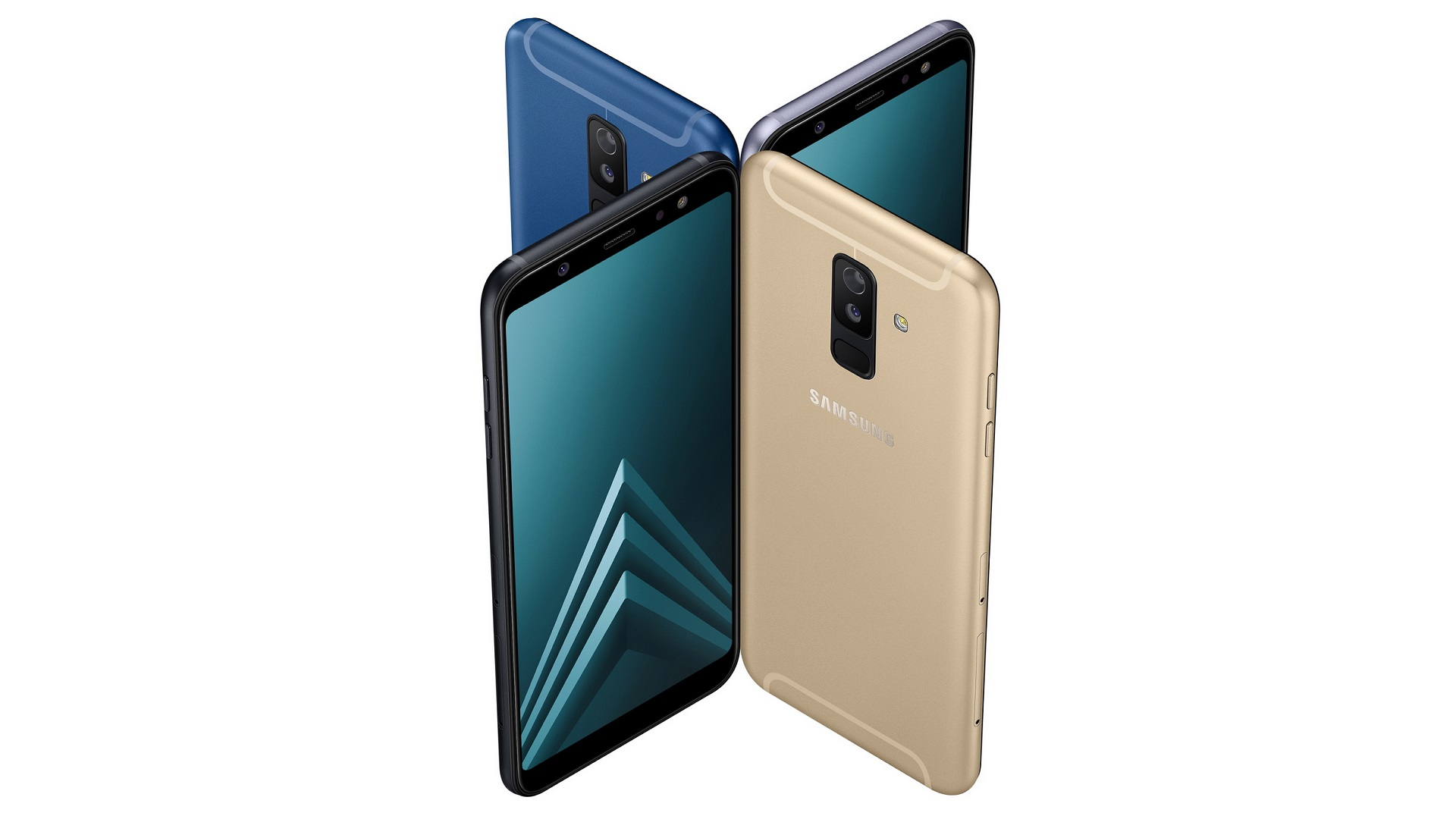 Samsung Galaxy A6 Plus vorgestellt Die Alternative für Edge Verweigerer alle Infos bei GIGA