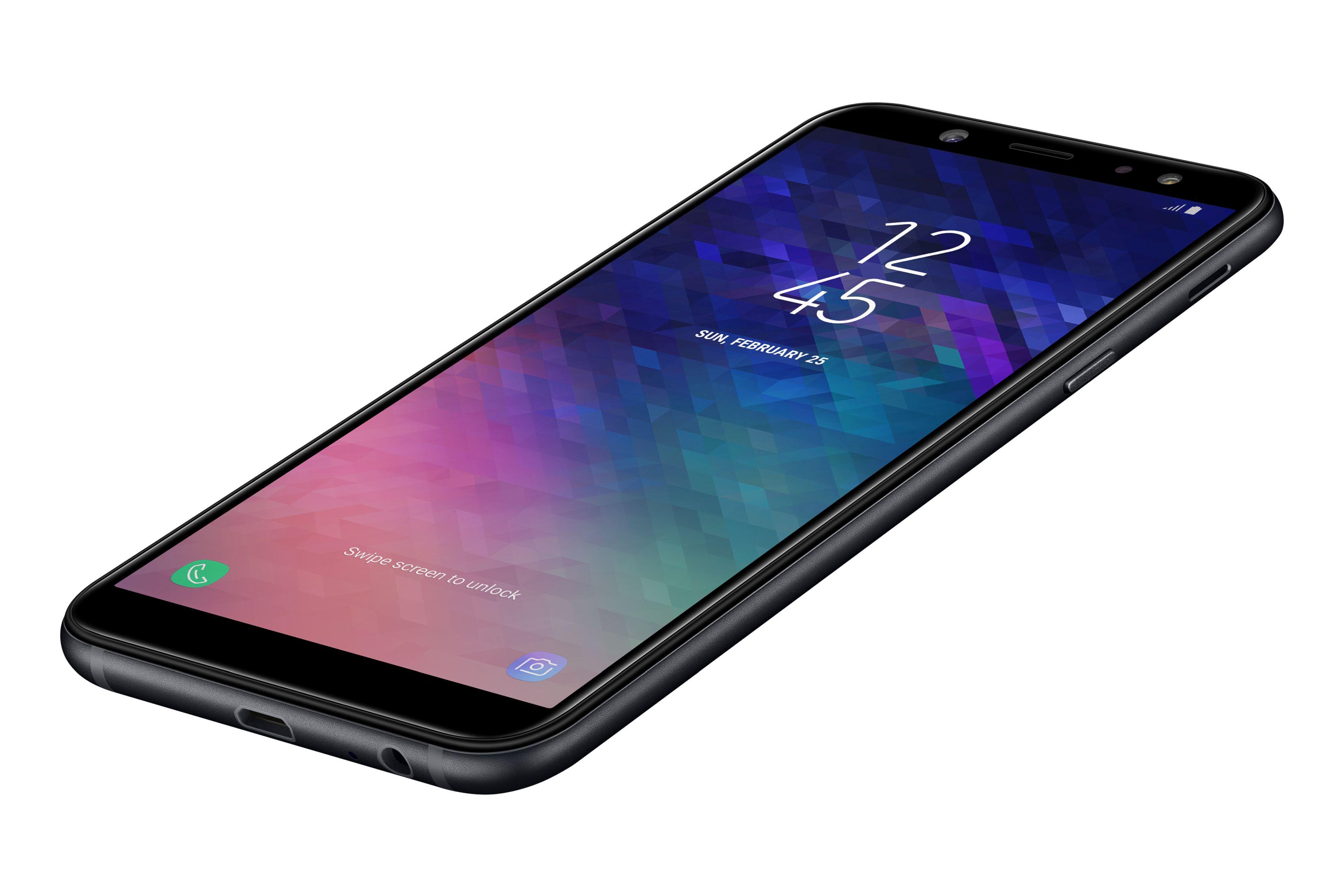 Samsung Galaxy A6 Preis Release technische Daten und Bilder alle Infos bei GIGA
