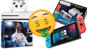 Krasse Aktion bei Saturn: Nintendo Switch, PS4, Xbox Games & Konsolen zum Knallerpreis!