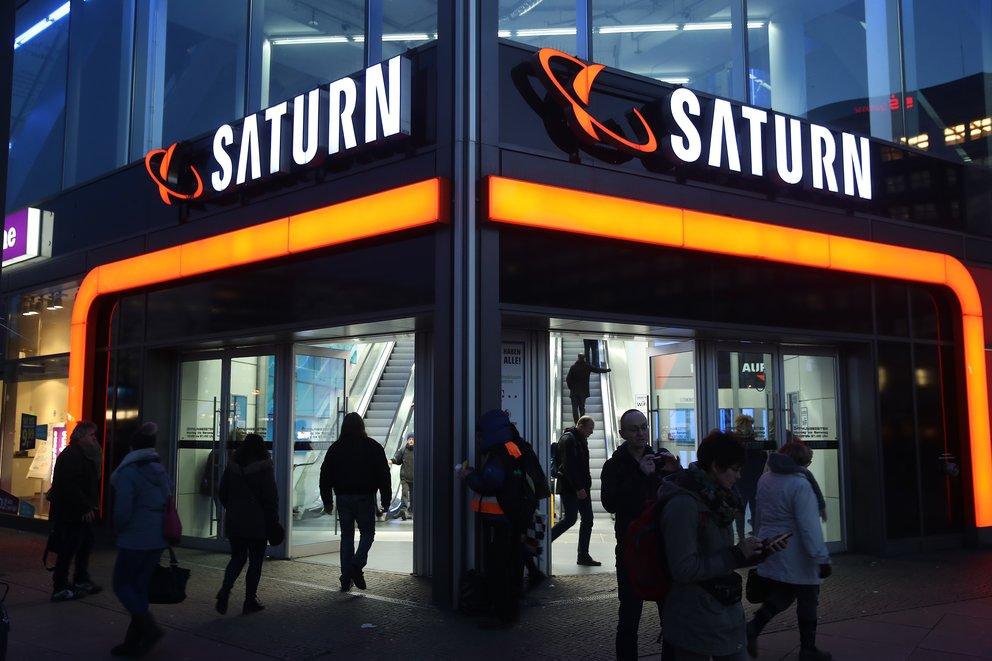 """Saturn """"Siegtor-Prämie"""": Einkauf geschenkt, wenn Deutschland gewinnt"""
