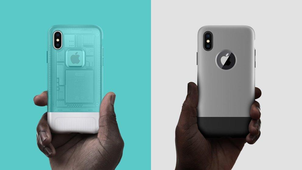 iPhone X: Retro-Hüllen im Design des iMac G3 und iPhone 2G vorgestellt