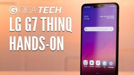 LG G7 ThinQ Hands-On: Erster Eindruck...