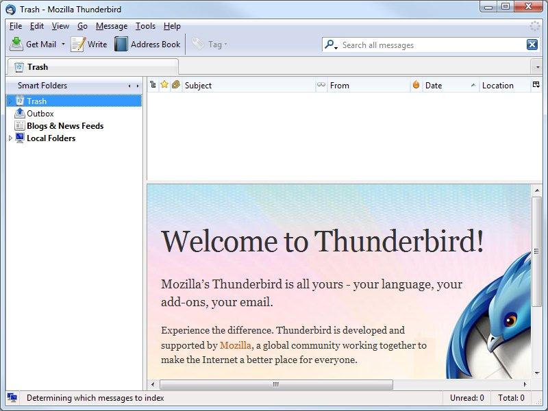 Download Thunderbird Portable