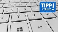 Dateiname zu lang - Fehlermeldung schnell behoben
