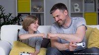 Zockende Väter berichten: Warum Videospiele gut für unsere Kinder sind
