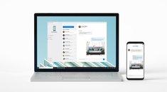 Your Phone: Windows-10-App spiegelt Android-Smartphone und iPhone auf den PC