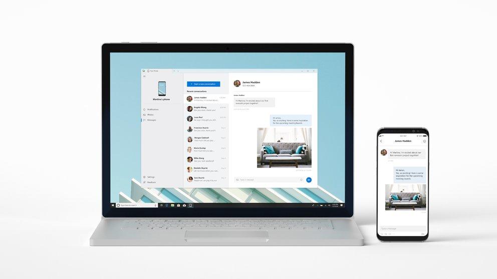 Microsoft: Wir wollen iMessage auf den PC bringen