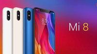 Xiaomi Mi 8: Preis, Release, technische Daten, Video und Bilder