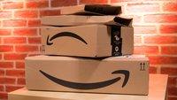 Amazon: Verlängerte Rückgabefrist zu Weihnachten schon ab 1. Oktober