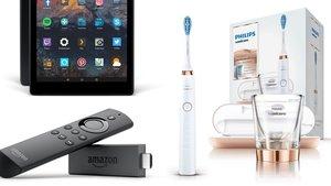Amazon-Angebote: Amazon Fire TV mit 4K, Fire Tablet, Philips Sonicare und mehr