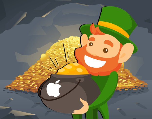 Ratenzahlungen in Milliardenhöhe: Apple stottert Steuerschulden ab