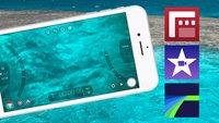 Die besten iPhone-Apps zum Filmen und Bearbeiten