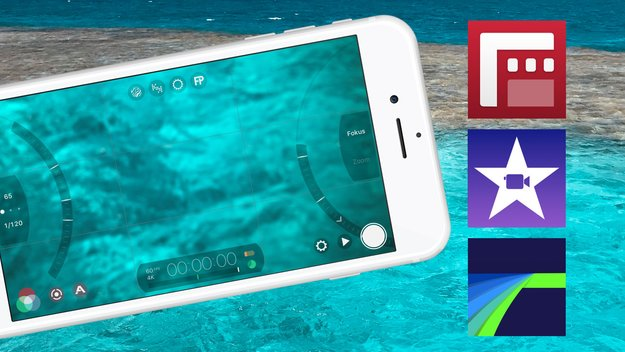 Das iPhone als Videokamera: Die besten Apps zum Filmen und Bearbeiten