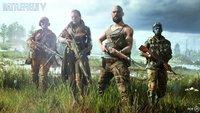 Battlefield 5: Falsche Systemanforderungen und Release-Fraktionen