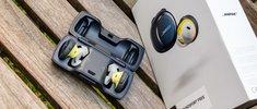 Bose SoundSport Free im Test: Hervorragender Klang, hervor-ragende Earbuds