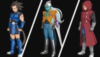 Dragon Ball Legends: Charaktere - Liste aller bestätigten Kämpfer
