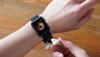 Hässlich oder genial? So könnt ihr die AirPods an der Apple Watch transportieren