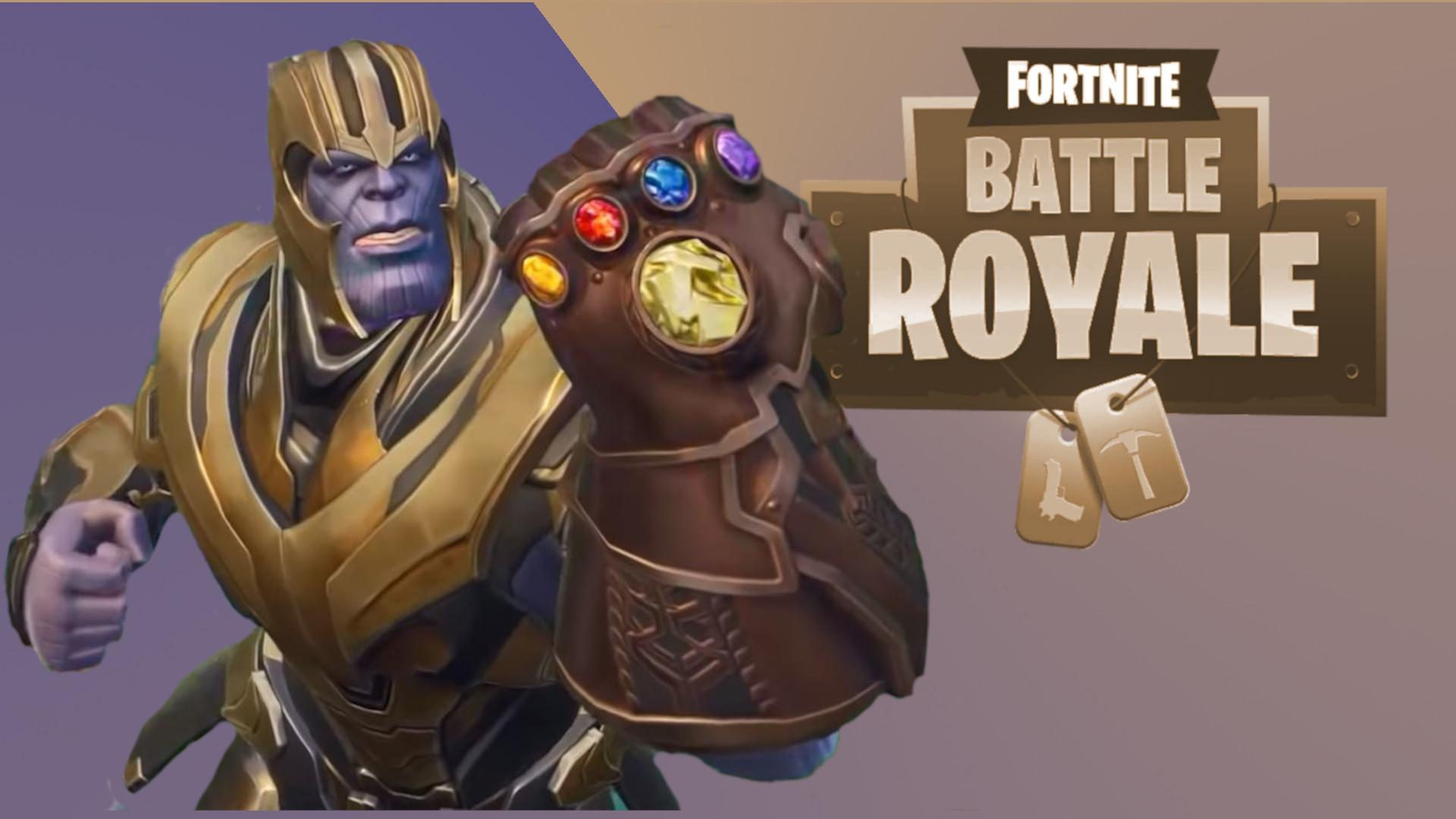Fortnite Br Thanos Spielen Tipps Gameplay Und Infos Zu Infinity
