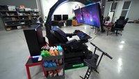 Ein Traum für Spieler: Das ultimative Gaming-Setup