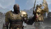 God of War: Spieler schlägt den schwersten Boss, ohne Schaden zu nehmen