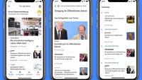 News-App für iPhone und iPad: Google kommt Apple in Deutschland zuvor