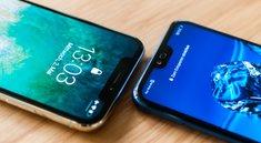 iPhone X schlägt alles: Diese Smartphones haben sich im 1. Quartal am besten verkauft