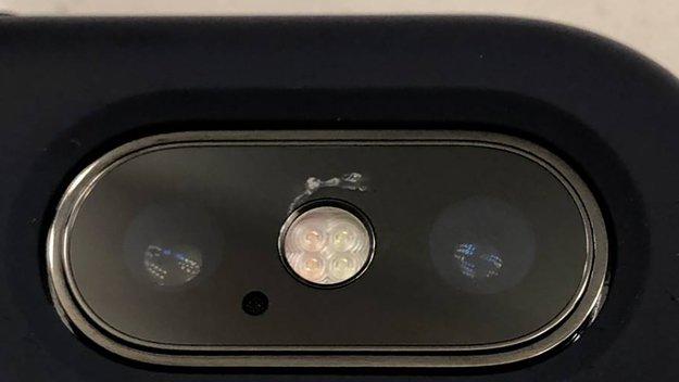 iPhone X: Kamera-Risse verärgern Nutzer