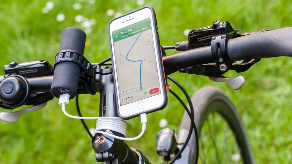 Fahrradzubehör für iPhone: So geht es mit dem iRad optimal auf Tour