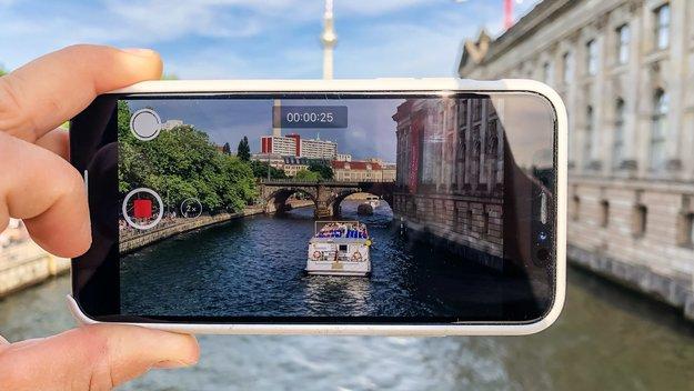 18 Tipps zum Filmen mit dem iPhone und Android-Smartphone