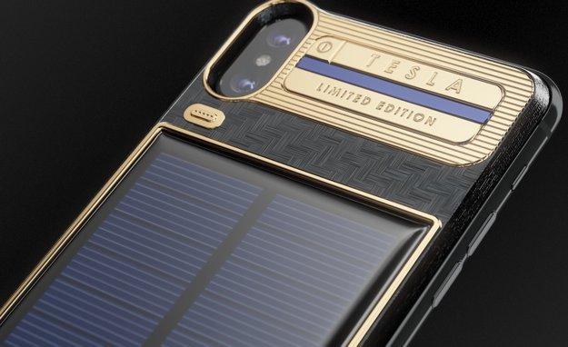 iPhone X mit integrierten Solarzellen: Smartphone nie wieder aufladen?